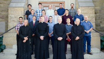 Vocations retreat